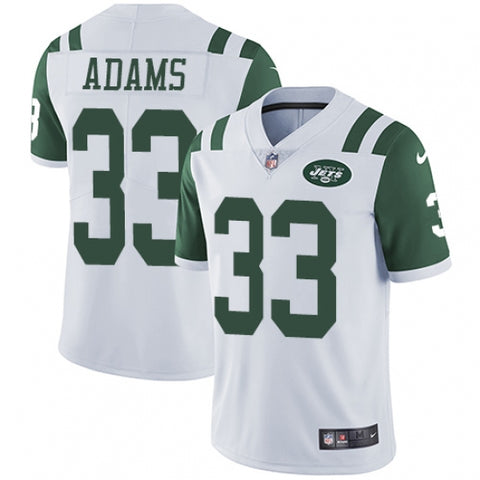 Nike Youth New York Jets Jamal Adams Limited Player Jersey White