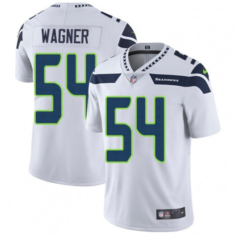 Nike Youth Seattle Seahawks Bobby Wagner Limited Player Jersey White