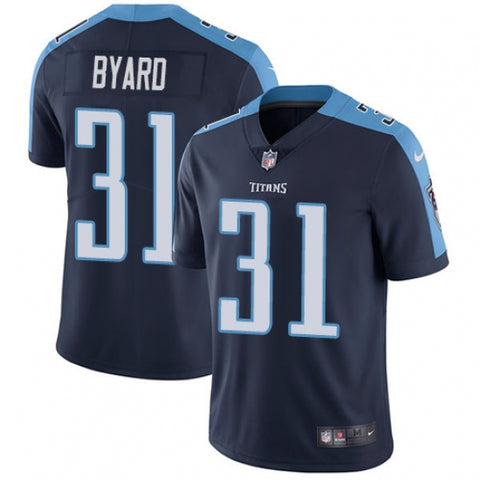 Nike Youth Tennessee Titans Kevin Byard Alternate Limited Jersey Navy Blue - Fan Gear Nation
