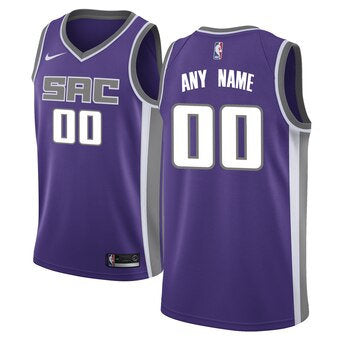 Premium Custom Sacramento Kings Jersey Personalized Your Team, Player, Numbers - Fan Gear Nation