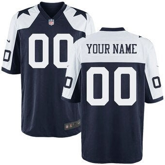 Premium Custom Dallas Cowboys Jersey Personalized Your Team, Player, Numbers - Fan Gear Nation
