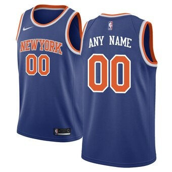 Premium Custom New York Knicks Jersey Personalized Your Team, Player, Numbers - Fan Gear Nation
