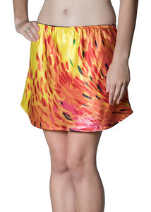 "Dazzling 13"" Sunset Satin Half Slip *Limited Sizes Available*"