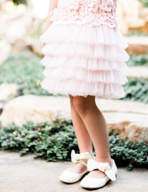 The Harper Dress in Pink