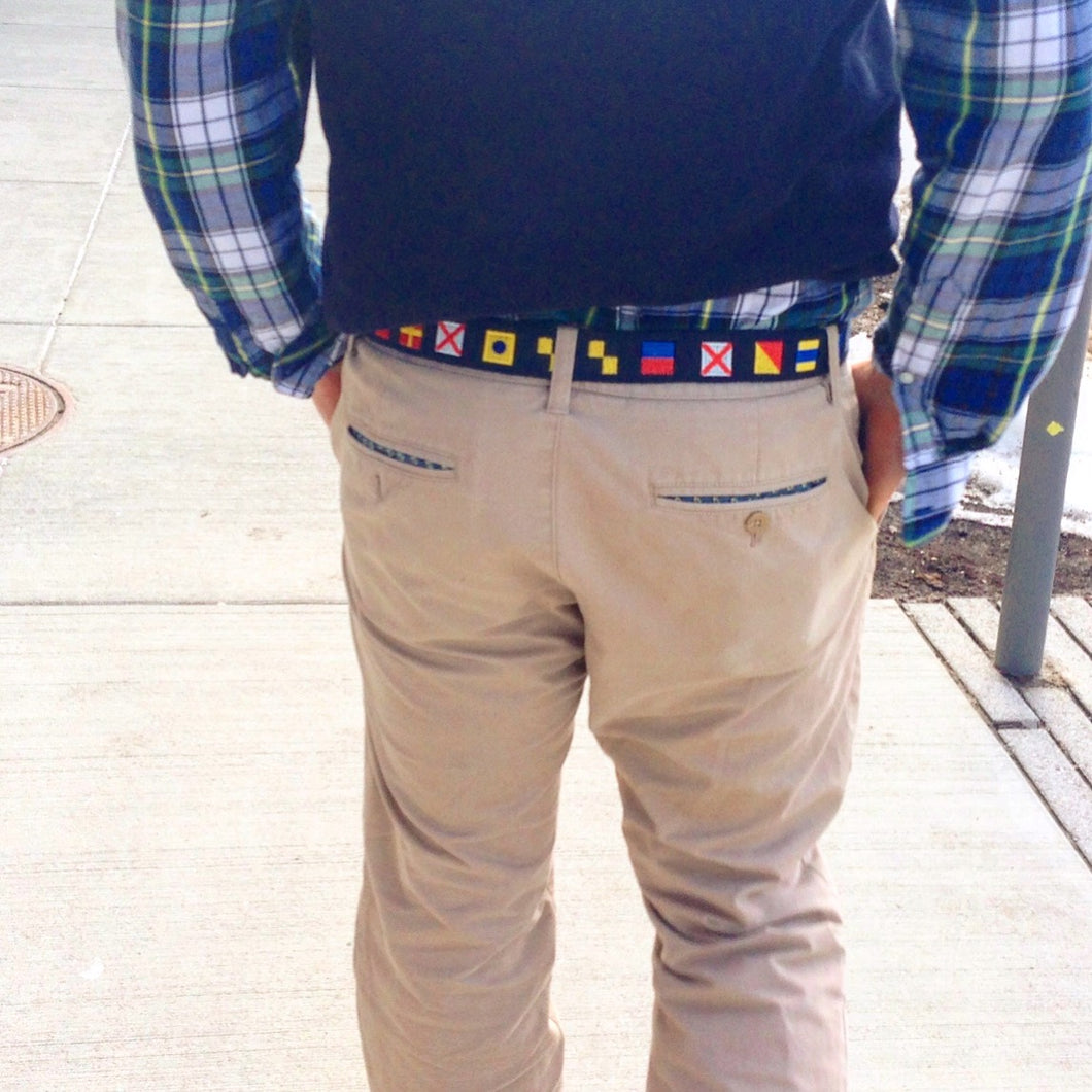 Oysterville Reel Point Belts