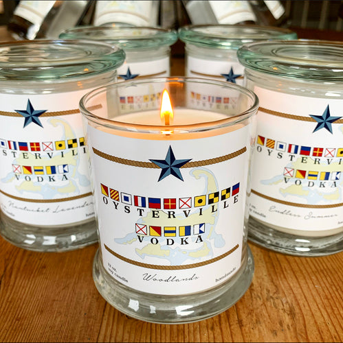 Oysterville Cape Cod Soy Candles