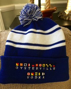 Oysterville Winter Hat