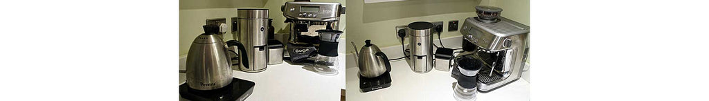 Coffee Subscription UK Member Equipment