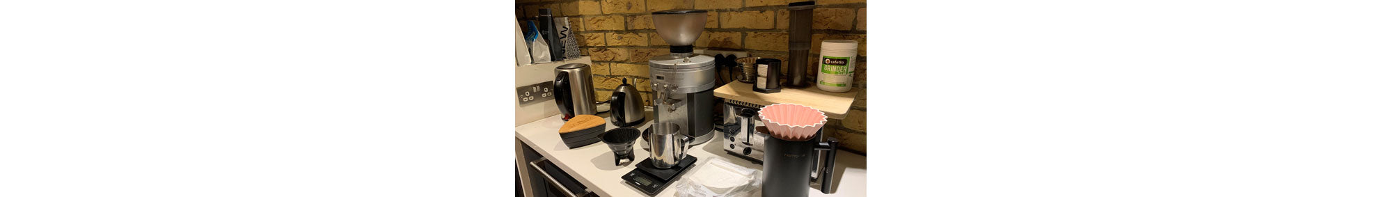 Coffee Subscription Members Coffee Equipment