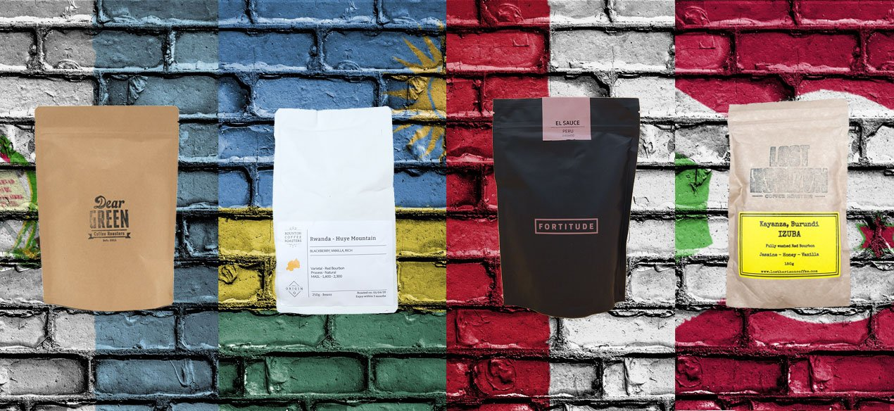 June 2020 Edition of the UK's Best Monthly Coffee Subscription
