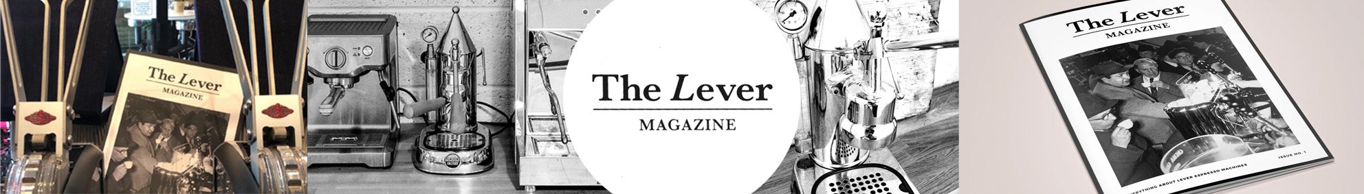 The Lever Magazine on UK best online coffee shop