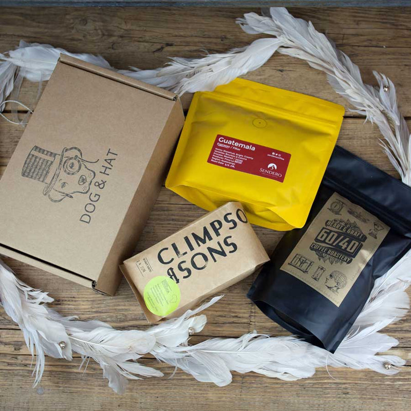 Join the best Coffee Subscription UK for Speciality coffee and great range of gifts