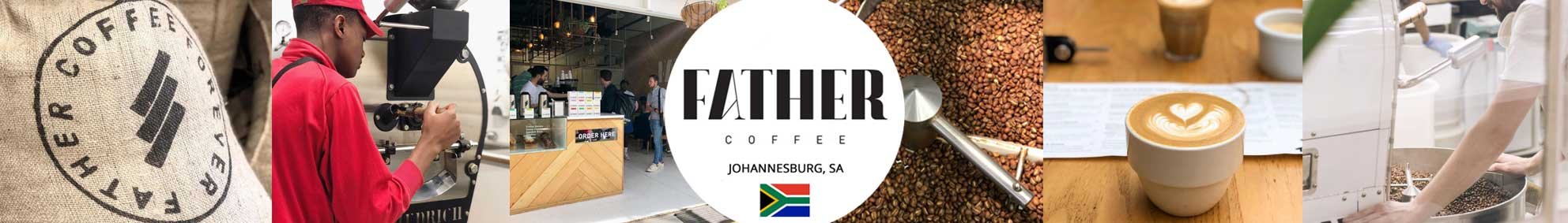 Father Coffee Johannesburg South Africa on UK Best Coffee Subscription