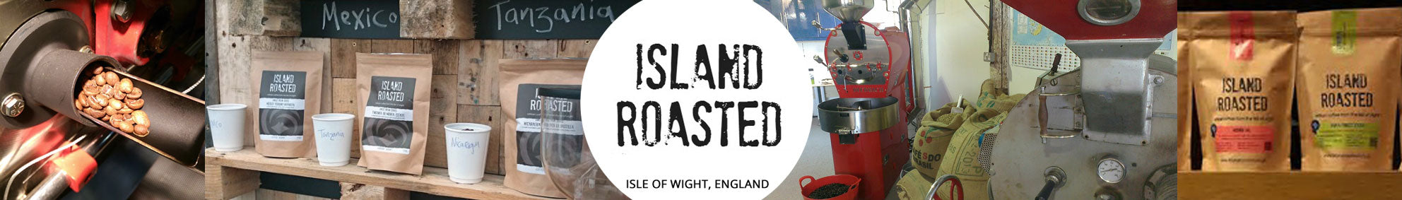 Island Roasted Coffee Roaster Isle of Wight