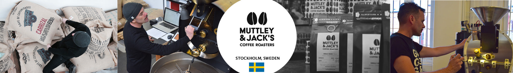 Subscription Coffee Roaster - Muttley & Jacks