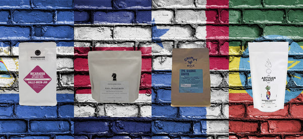 November 2019 Dialled In Speciality Coffee Subscription