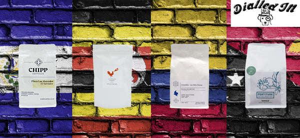 October 2019 Speciality Coffee Subscription