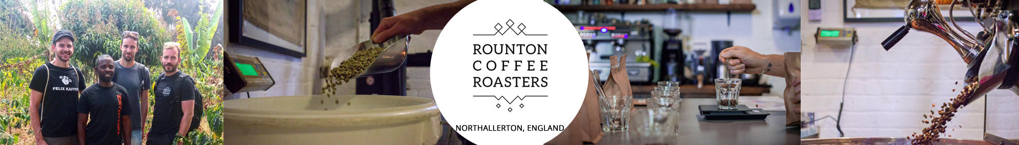 Subscription Coffee Roaster - Rounton Coffee Roasters