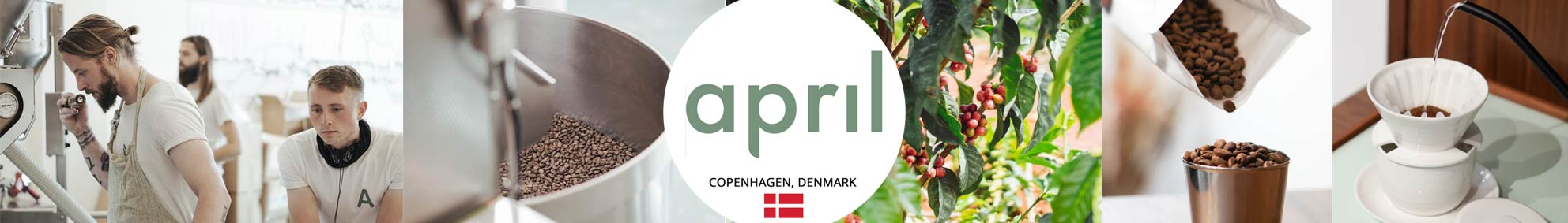 April Coffee Copenhagen Denmark UK Best Coffee Subscription