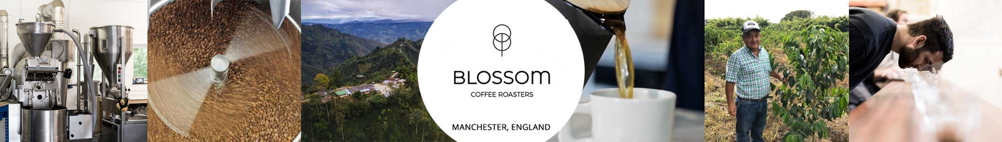 Blossom Roasters Manchester UK Coffee Subscription