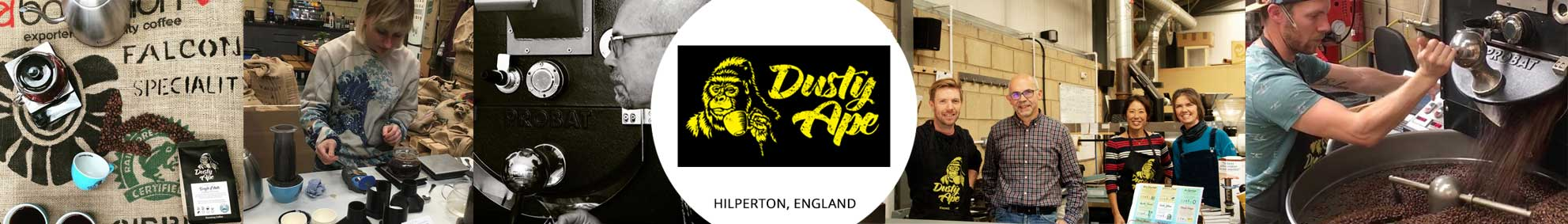 Dusty Ape Speciality Coffee Roasters