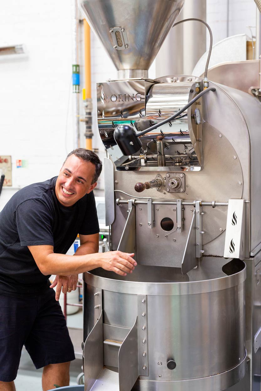 Fabio Notes Coffee Roasters London on UK Best Coffee Subscriptions and Gifts