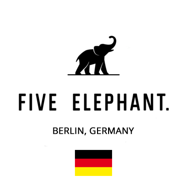 Five Elephant Coffee Roaster Berlin on UK Best Coffee Subscription