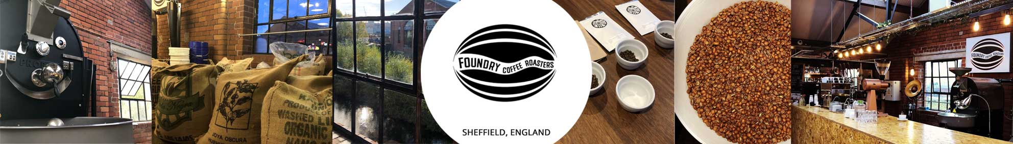 Foundry Coffee Roasters Speciality Coffee
