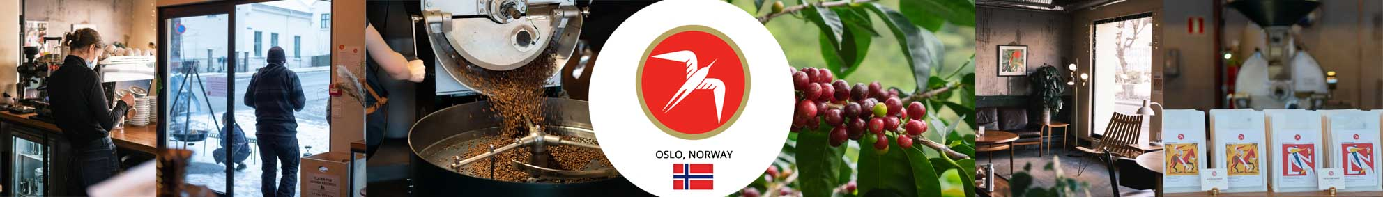 Fuglen Coffee Oslo Norway on Best Coffee Subscription UK