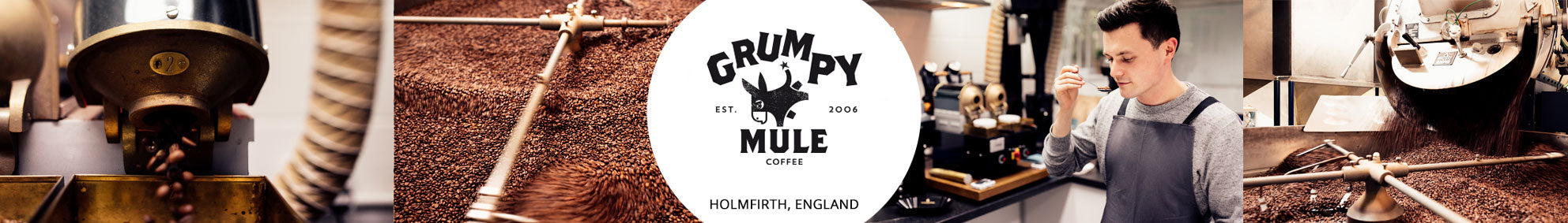 Grumpy Mule Speciality Coffee Roasters Yorkshire
