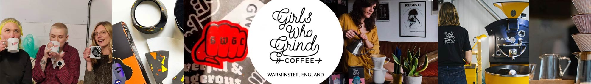 Girls Who Grind Coffee on UK Best Coffee Subscription