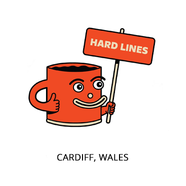 Hard Lines Coffee Cardiff on UK Best Coffee Subscription
