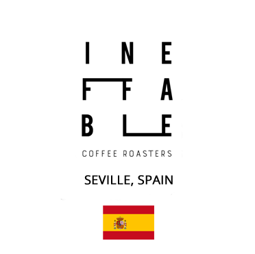 Ineffable Coffee Roasters Seville Spain