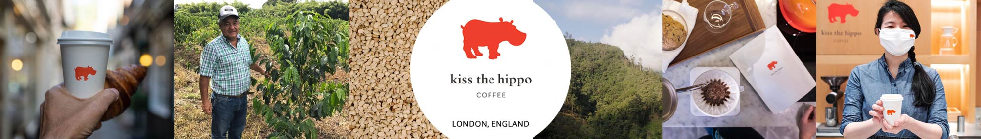 Kiss the Hippo Roasters London on UK Best Coffee Subscription Service