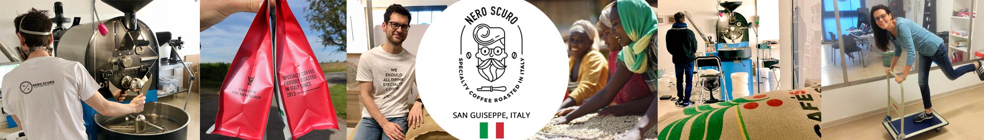 Nero Scuro Italy Coffee Roaster on UK Best Coffee Subscription