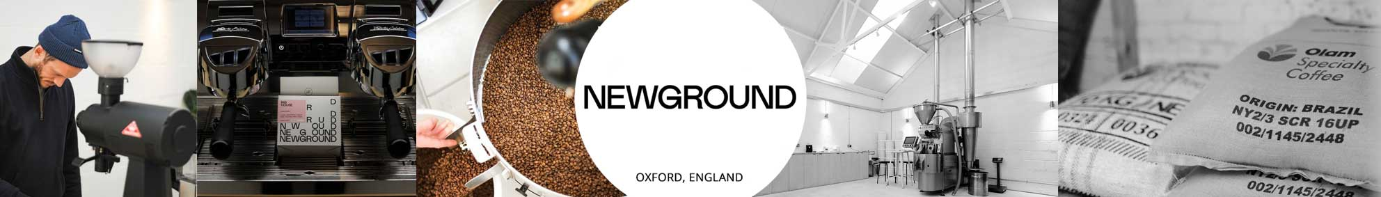 New Ground Oxford UK Best Coffee Subscription