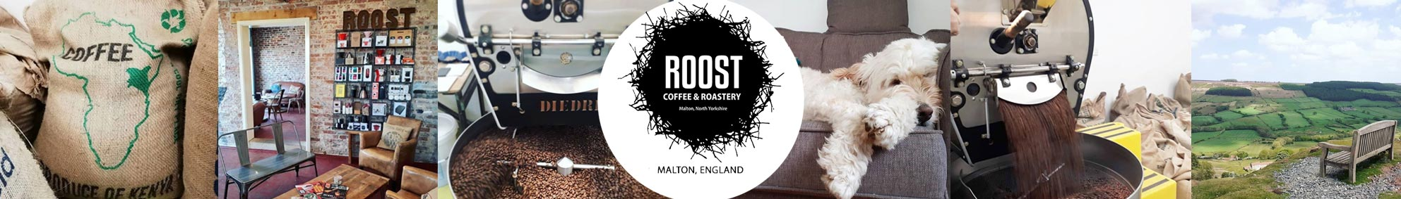 Roost Coffee Speciality Coffee Roaster Yorkshire on our Coffee Subscription