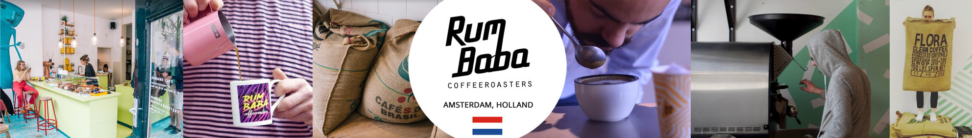 Rum Baba Coffee Roaster Amsterdam UK Coffee Subscription