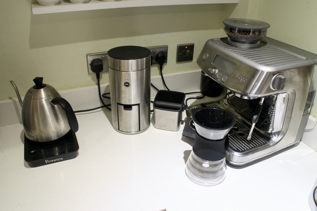 Espresso and Filter Coffee Subscription Equipment