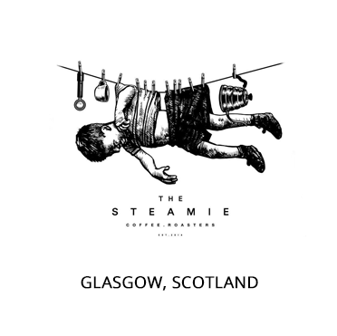 The Steamie Speciality Coffee Roasters Glasgow