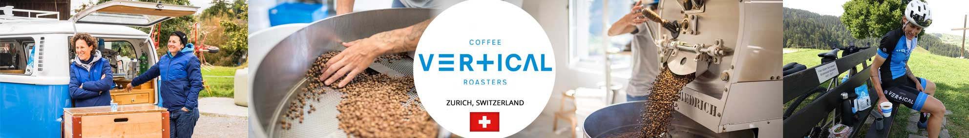 Vertical Coffee Zurich on UK Best Coffee Subscription and Gift Service