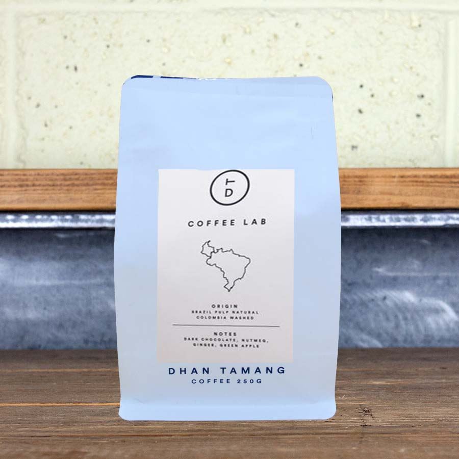Dhan Tamang Blend on UK Best Coffee Subscription