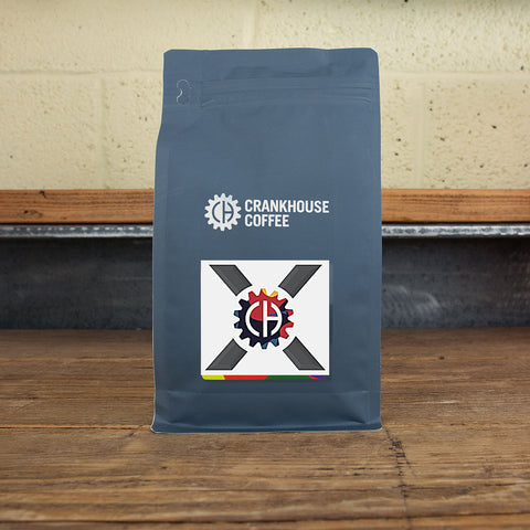 Crankhouse Coffee - CHX (April 2020)