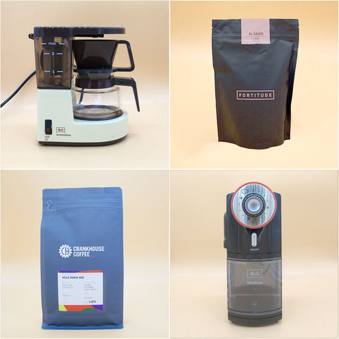 Speciality Coffee Starter Gift Set