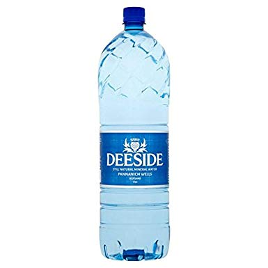 Water for coffee, Deeside, soft water