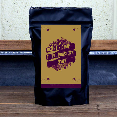 Heart and Graft - Central American Blend (DECAF]