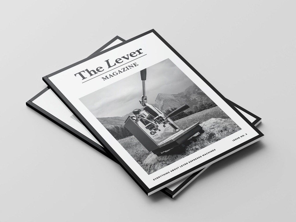 The Lever Magazine Issue 2
