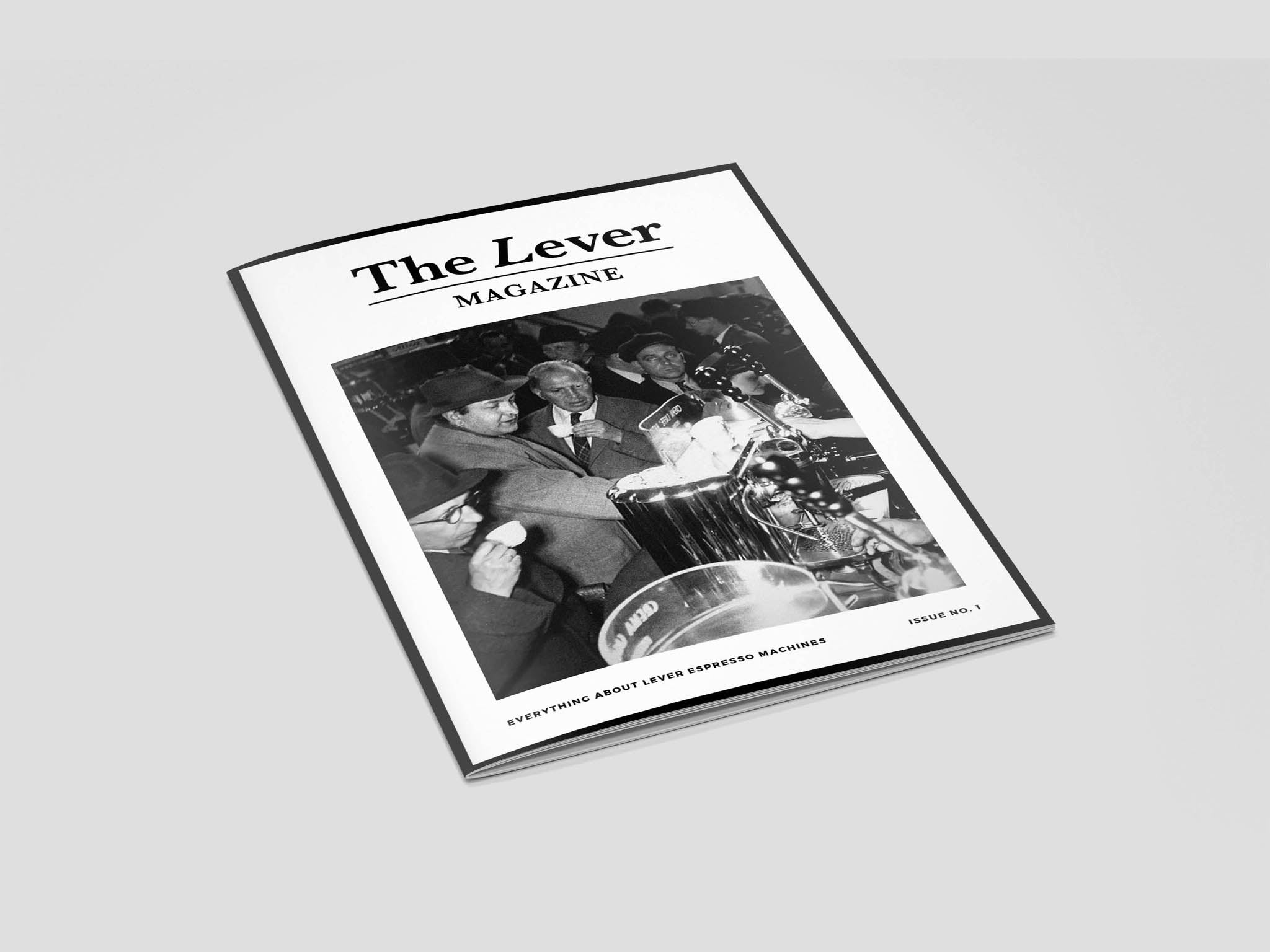 The Lever Magazine Issue 1