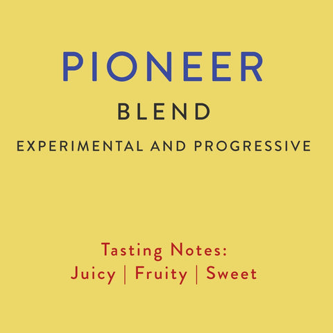 Horsham Coffee - Pioneer Blend
