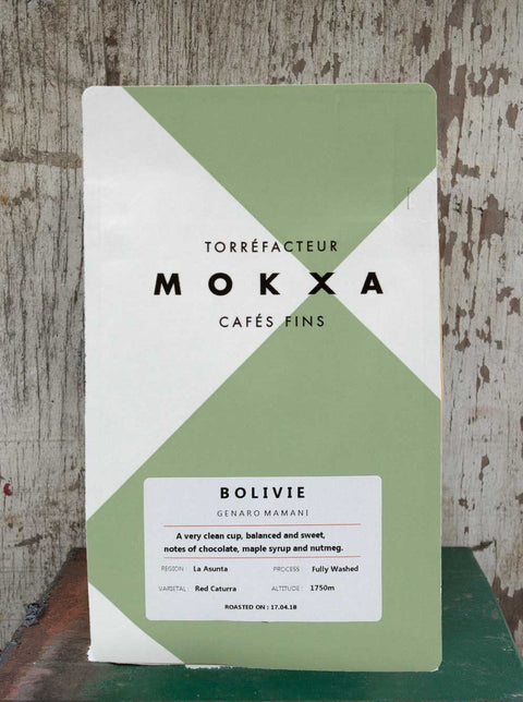 Cafe Mokxa - Bolivia - Direct Trade